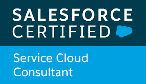 certificate Salesforce_Service Cloud