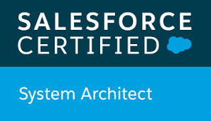 certificate Salesforce_System Architect