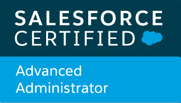 certificate Salesforce-Advanced-Administrator