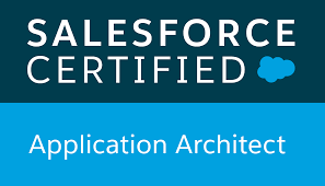 certificate Salesforce-Application-Architect