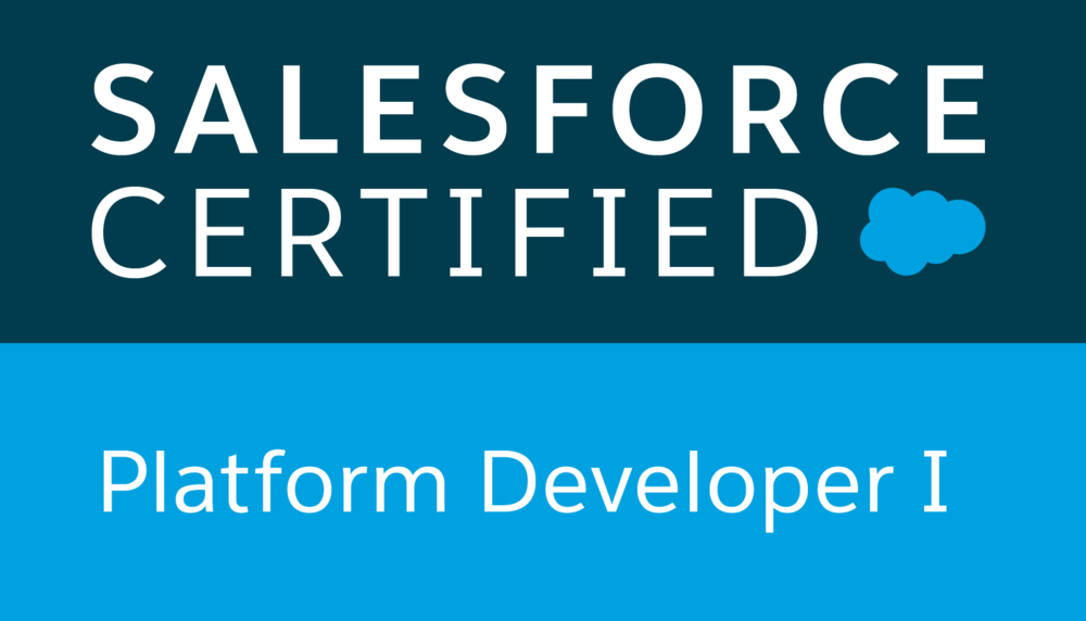 certificate Salesforce-Platform-Developer