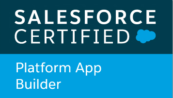 certificate Salesforce-app builder
